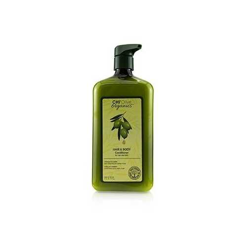 Olive Organics Hair & Body Conditioner (For Hair and Skin)  710ml/24oz