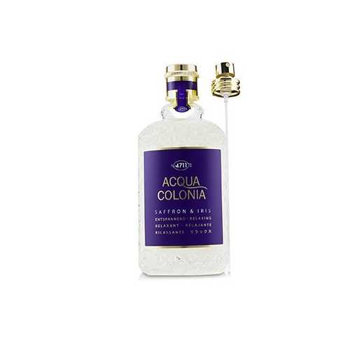 Acqua Colonia Saffron & Iris Eau De Cologne Spray  170ml/5.7oz