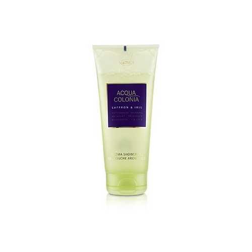 Acqua Colonia Saffron & Iris Aroma Shower Gel  200ml/6.8oz