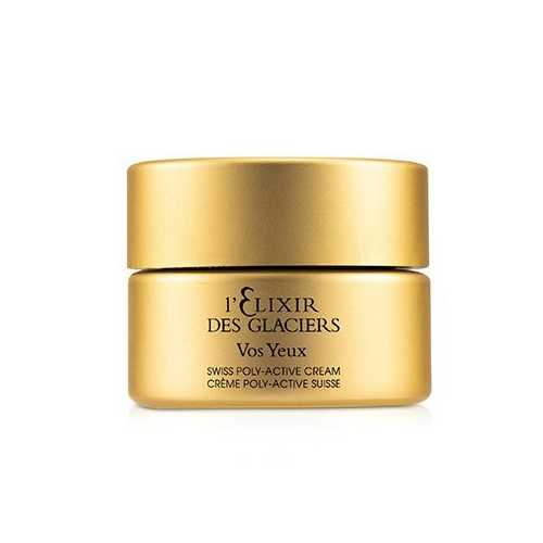 Elixir des Glaciers Vos Yeux Swiss Poly-Active Eye Regenerating Cream (Unboxed)  15ml/0.5oz