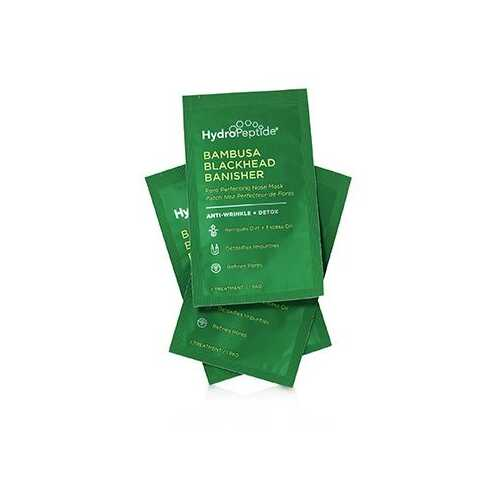 Bambusa Blackhead Banisher Pore Perfecting Nose Mask  8sheets