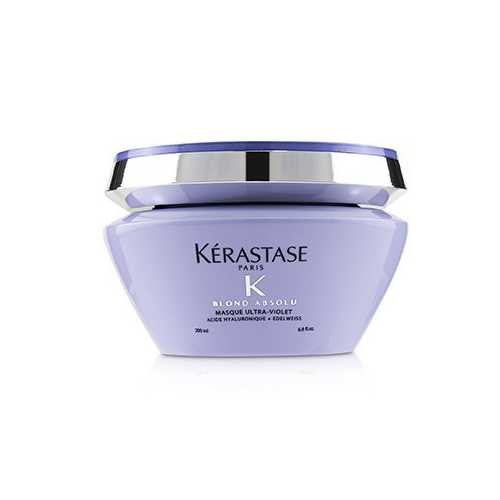 Blond Absolu Masque Ultra-Violet Anti-Brass Blonde Perfecting Purple Masque (Lightened Cool Blonde Hair)  200ml/6.8oz