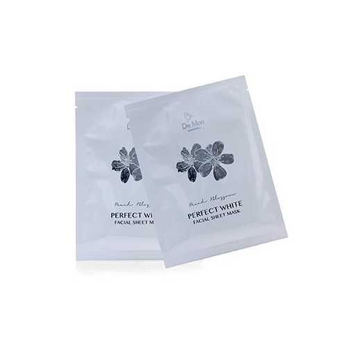 Perfect White Facial Sheet Mask  3x25ml/0.8oz