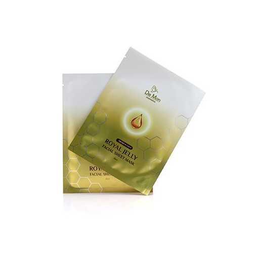 Gold Royal Jelly Facial Sheet Mask  5x25ml/0.8oz
