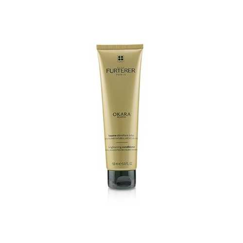 Okara Blond Blonde Radiance Ritual Brightening Conditioner (Natural, Highlighted or Coloured Blonde Hair)  150ml/5oz