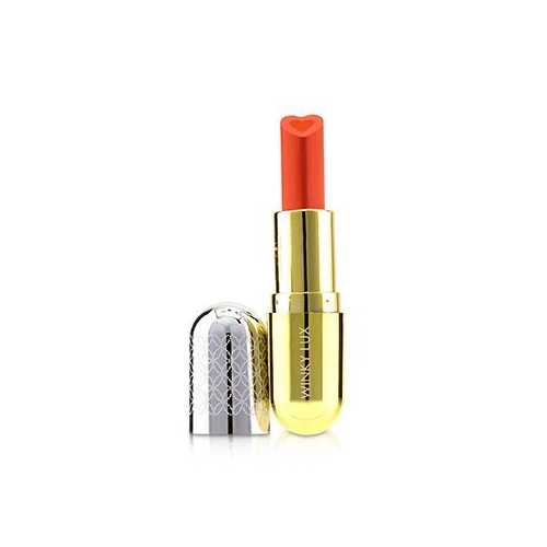 Steal My Heart Lipstick - # Call Me (Red-Orange)  3.2g/0.11oz