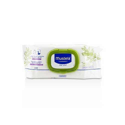 Stelatopia Replenishing Cleansing Wipes - For Face, Hands & Body  50wipes