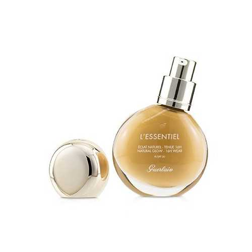L'Essentiel Natural Glow Foundation 16H Wear SPF 20 - # 045W Amber Warm  30ml/1oz