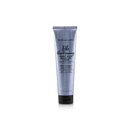 Bb. Thickening Great Body Blow Dry Creme  150ml/5oz