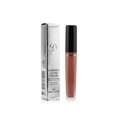 L'Absolu Gloss Cream - # 202 Nuit & Jour (Box Slightly Damaged)  8ml/0.27oz