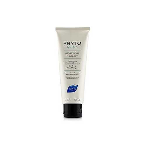 PhytoDetox Clarifying Detox Shampoo (Polluted Scalp and Hair)  125ml/4.22oz