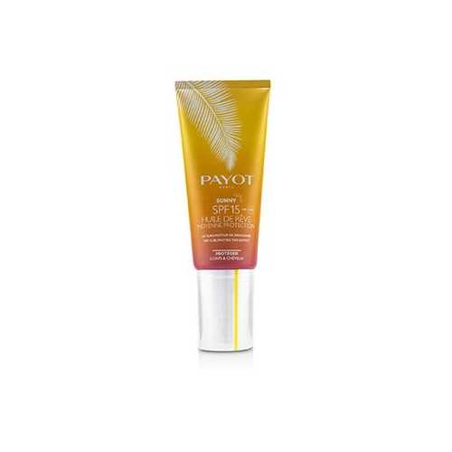 Sunny SPF 15 Medium Protection The Sublimating Tan Effect - For Body & Hair  100ml/3.3oz