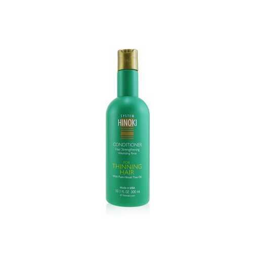 Hinoki Conditioner Hair Strengthening Volumizing Rinse (For Thinning Hair)  300ml/10.1oz