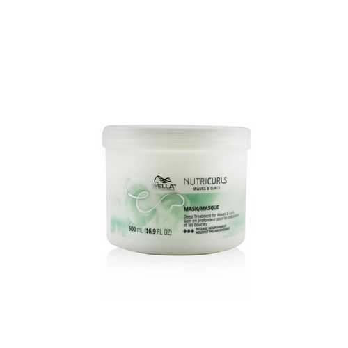 Nutricurls Deep Treatment (For Waves & Curls)  500ml/16.9oz