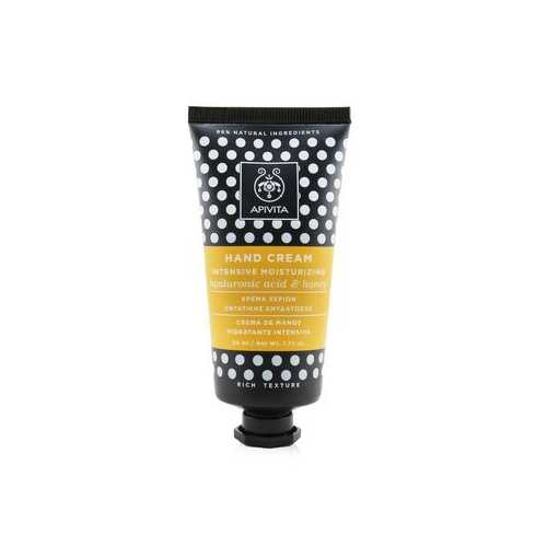 Intensive Moisturizing Hand Cream with Hyaluronic Acid & Honey - Rich Texture  50ml/1.72oz