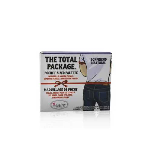 The Total Package Pocket Sized Palette - # Boyfriend Material  6.3g/0.22oz