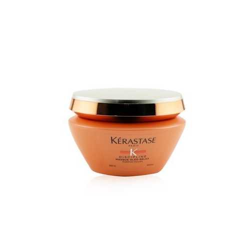 Discipline Masque Oleo-Relax Control-In-Motion Masque (Voluminous and Unruly Hair)  200ml/6.8oz