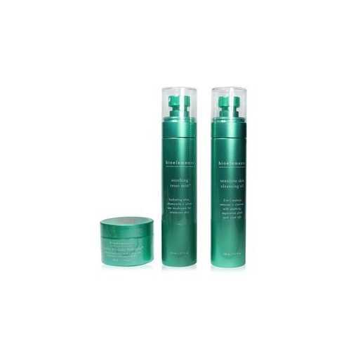 3-Step Starter Set : Sensitive Skin Cleansing Oil 110ml + Soothing Reset Mist 110ml + Barrier Fix Daily Hydrator 50ml  3pcs