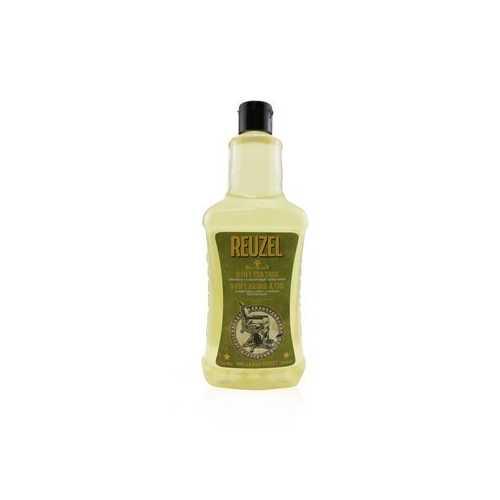 3-In-1 Tea Tree Shampoo Conditioner Body Wash  1000ml/33.81oz