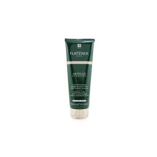 Absolue Kratine Renewal Care Ultimate Repairing Mask - Damaged, Over-Processed Thick Hair (Salon Product)  250ml/8.8oz