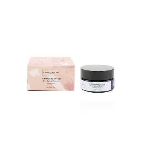 & Sleeping Beauty Purifying Mousse Mask  50g/1.7oz