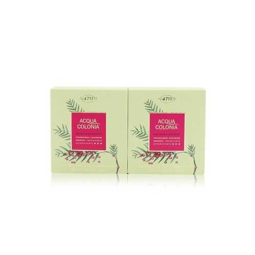Acqua Colonia Pink Pepper & Grapefruit Aroma Soap Duo  2x100g/3.5oz