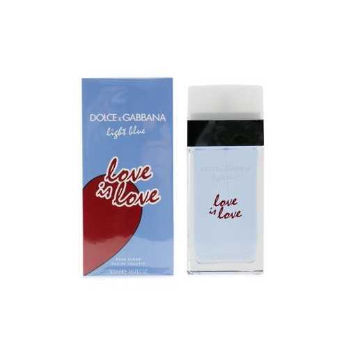 Light Blue Love Is Love Eau De Toilette Spray  50ml/1.6oz