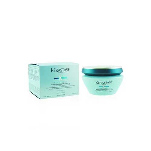 Resistance Masque Force Architecte Strengthening Masque (Brittle, Damaged Hair, Split Ends)  200ml/6.8oz