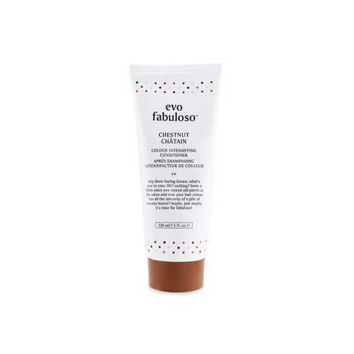 Fabuloso Colour Intensifying Conditioner - # Chestnut  220ml/7.5oz