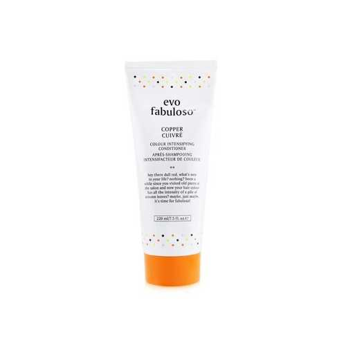 Fabuloso Colour Intensifying Conditioner - # Copper  220ml/7.5oz