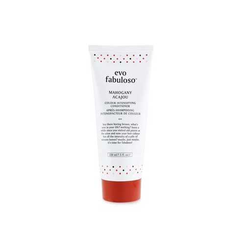 Fabuloso Colour Intensifying Conditioner - # Mahogany  220ml/7.5oz