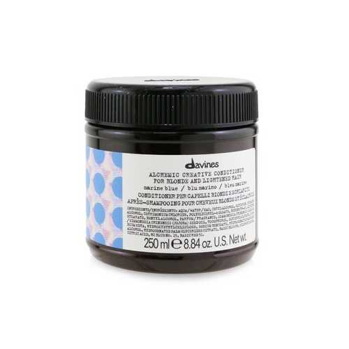 Alchemic Creative Conditioner - # Marine Blue (For Blonde and Lightened Hair)  250ml/8.84oz
