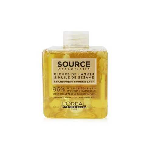 Professionnel Source Essentielle Jasmine Flowers & Sesame Oil Nourishing Shampoo  300ml/10.15oz