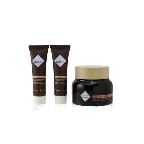 Empowered Beauty Remedies Travel Set With Bag  3pcs+1bag