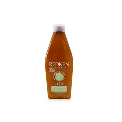 Nature + Science All Soft Softening Conditioner (For Dry/ Brittle Hair)  250ml/8.5oz