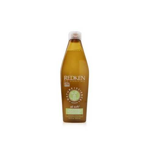 Nature + Science All Soft Softening Shampoo (For Dry/ Brittle Hair)  300ml/10.1oz