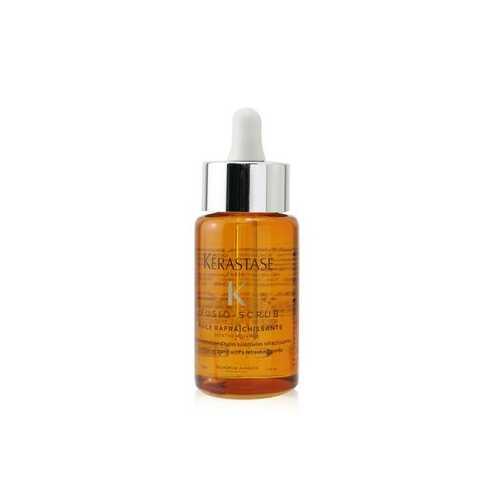 Fusio-Scrub Huile Rafraichissante Essential Oil Blend with A Refreshing Aroma  50ml/1.7oz