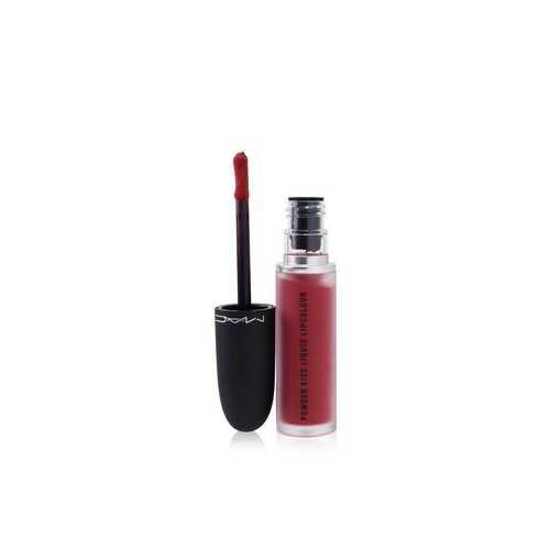 Powder Kiss Liquid Lipcolour - # 988 A Little Tamed  5ml/0.17oz