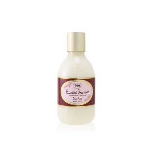 Essential Shampoo - # Green Rose  300ml/10oz