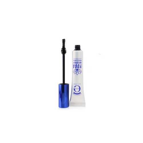 Yoga Waterproof Mascara - # Black  8ml/0.29oz