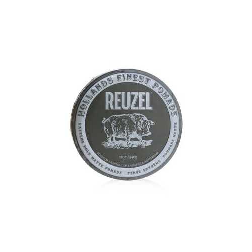 Extreme Hold Matte Pomade (Extreme Hold, No Shine, Water Soluble)  340g/12oz