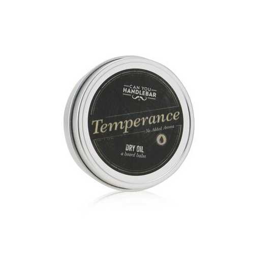 Dry Oil Beard Balm - Temperance (No Added Aroma)  60g/1.55oz