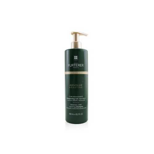 Absolue Kratine Renewal Care Repairing Shampoo - Damaged, Over-Processed Hair (Salon Product)  600ml/20.2oz