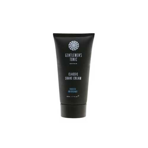 Classic Shave Cream - Babassu & Bergamot  50ml/1.7oz