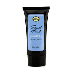 Facial Scrub - Peppermint Essential Oil (For Sensitive Skin)  90ml/3oz