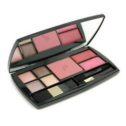 Tendre Voyage Makeup Palette: 4x Eye Shadow + Blush + 2x Lip Color + 3x Applicators  -