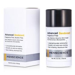 Advanced Deodorant - Fragrance Free  73.6g/2.6oz