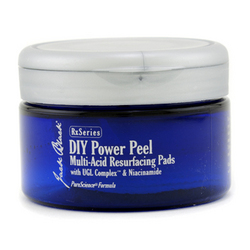 DIY Power Peel Multi-Acid Resurfacing Pads  40 Pads