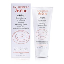Akerat Smoothing Exfoliating Cream (For Extremely Dry and Rough Skin)  200ml/7.05oz
