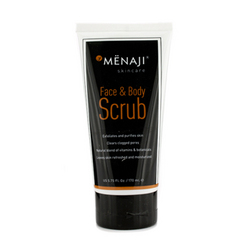 Face & Body Scrub  170ml/5.75oz